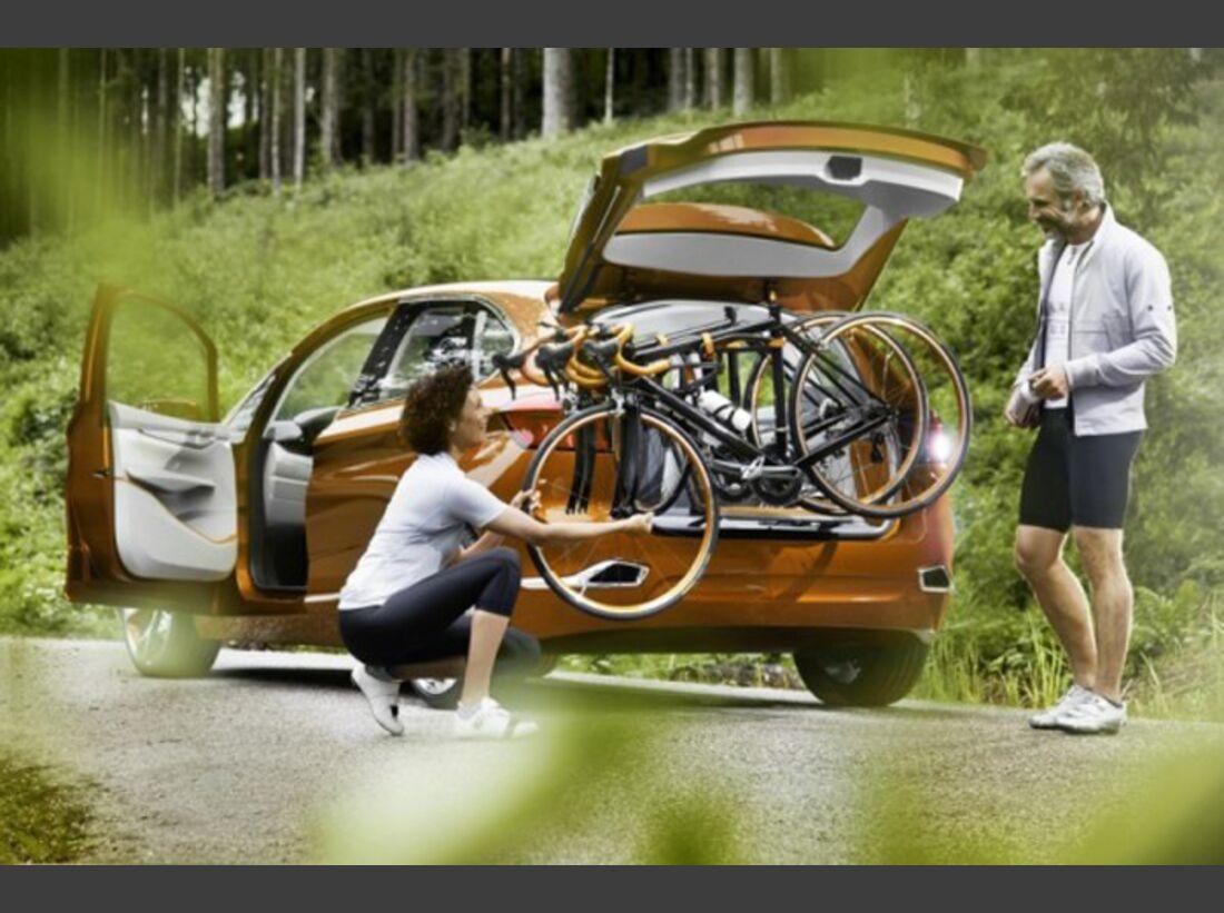 BMW Concept Active Tourer Outdoor - Bilder 20