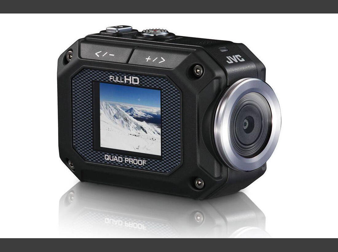 CAV Kamera-JVC-Adixxion-GC-XA1-Bild1 Video Helm