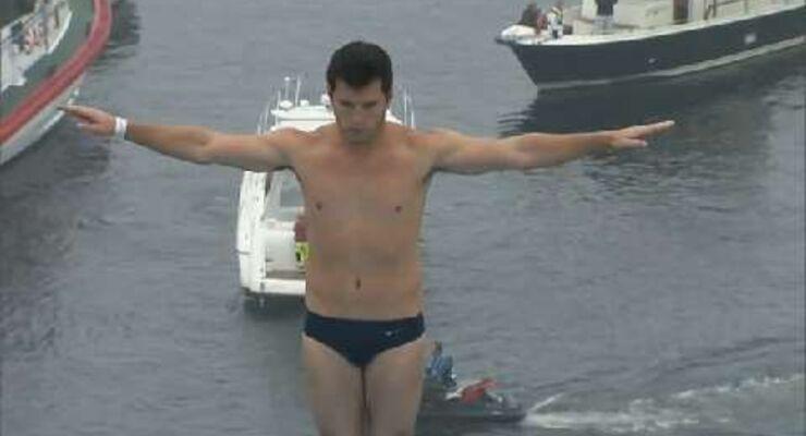 Cliff Diving World Series 2012 - Norwegen