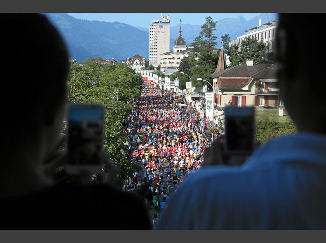 Die schönsten Bilder vom Jungfrau Marathon 2012 12