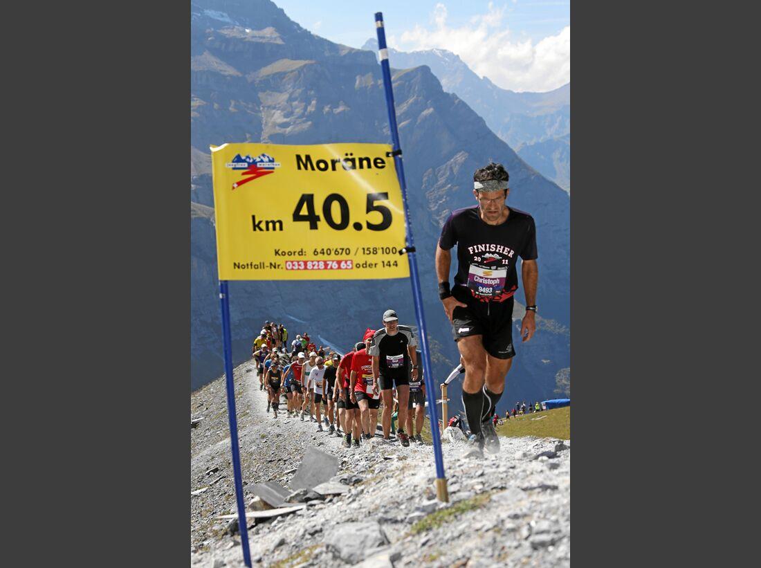 Die schönsten Bilder vom Jungfrau Marathon 2012 17