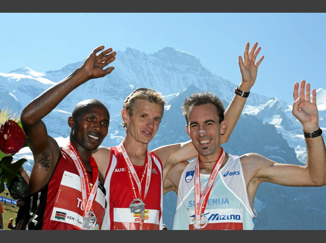 Die schönsten Bilder vom Jungfrau Marathon 2012 22