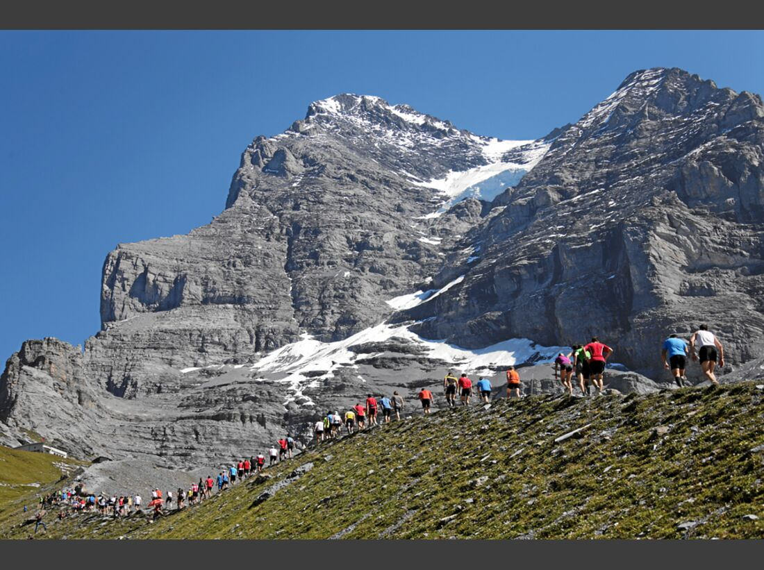 Die schönsten Bilder vom Jungfrau Marathon 2012 37