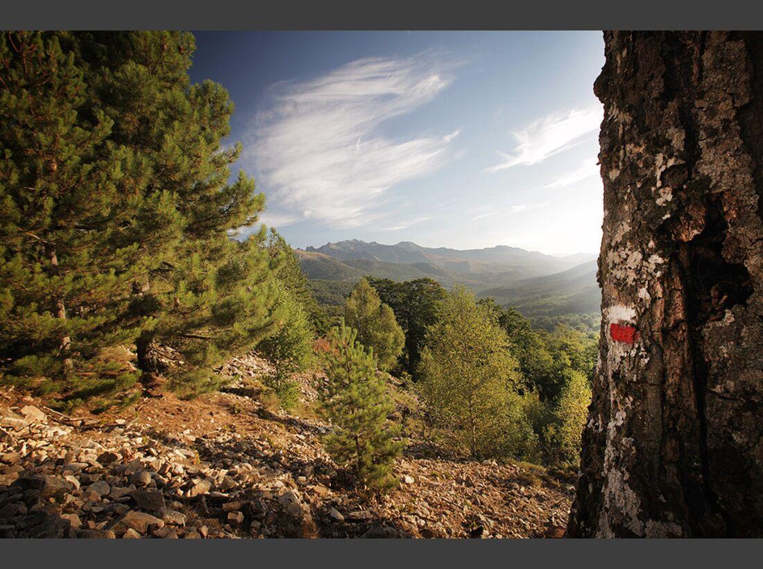 Fernwanderweg GR20 auf Korsika - Impressionen 20