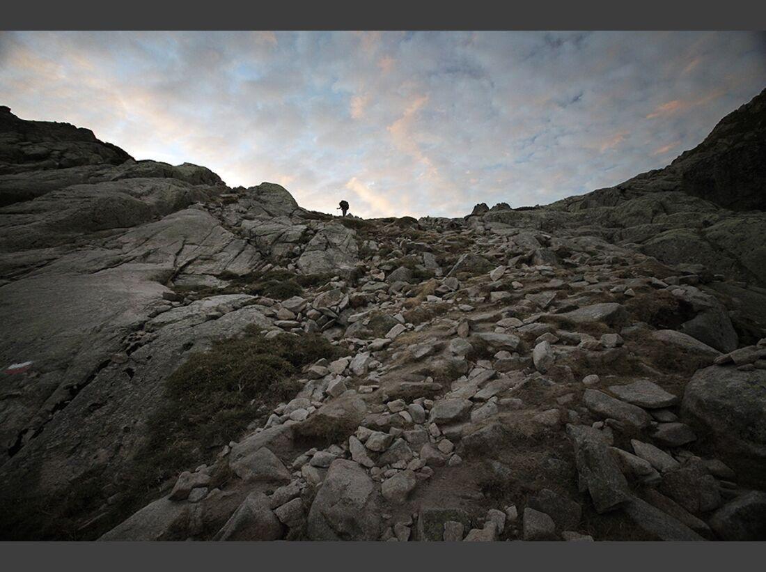 Fernwanderweg GR20 auf Korsika - Impressionen 22