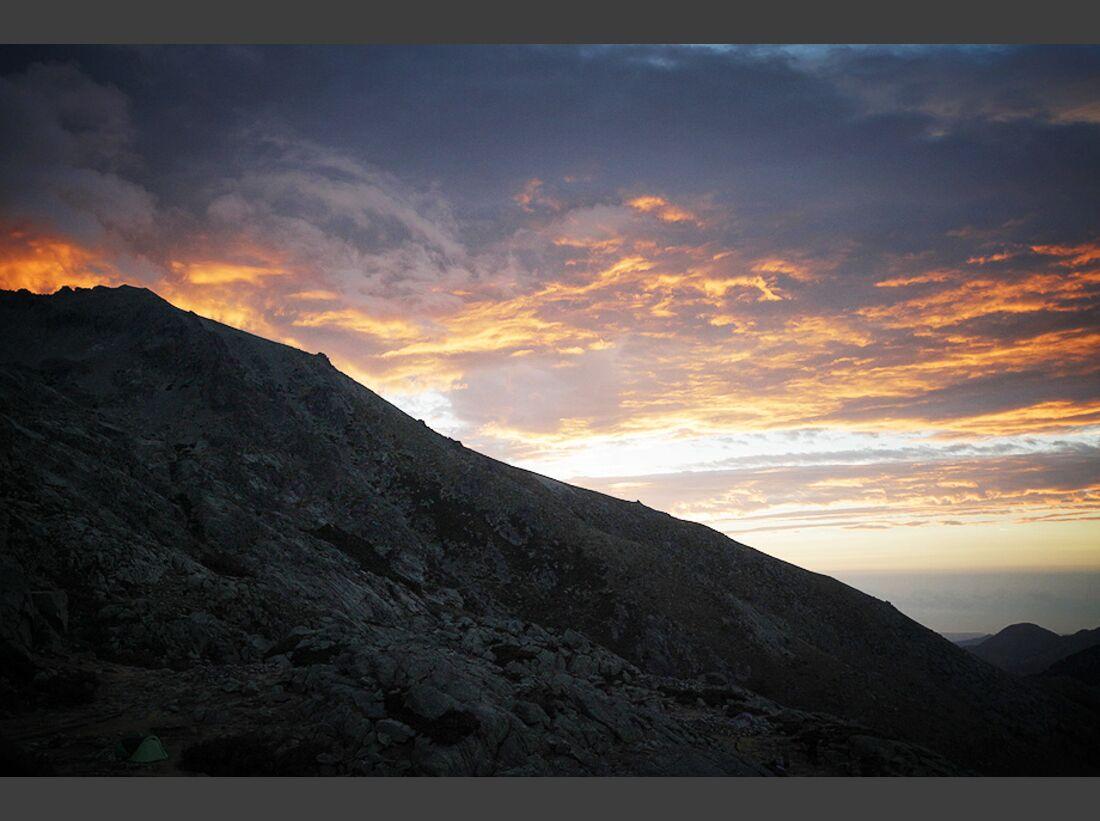 Fernwanderweg GR20 auf Korsika - Impressionen 24