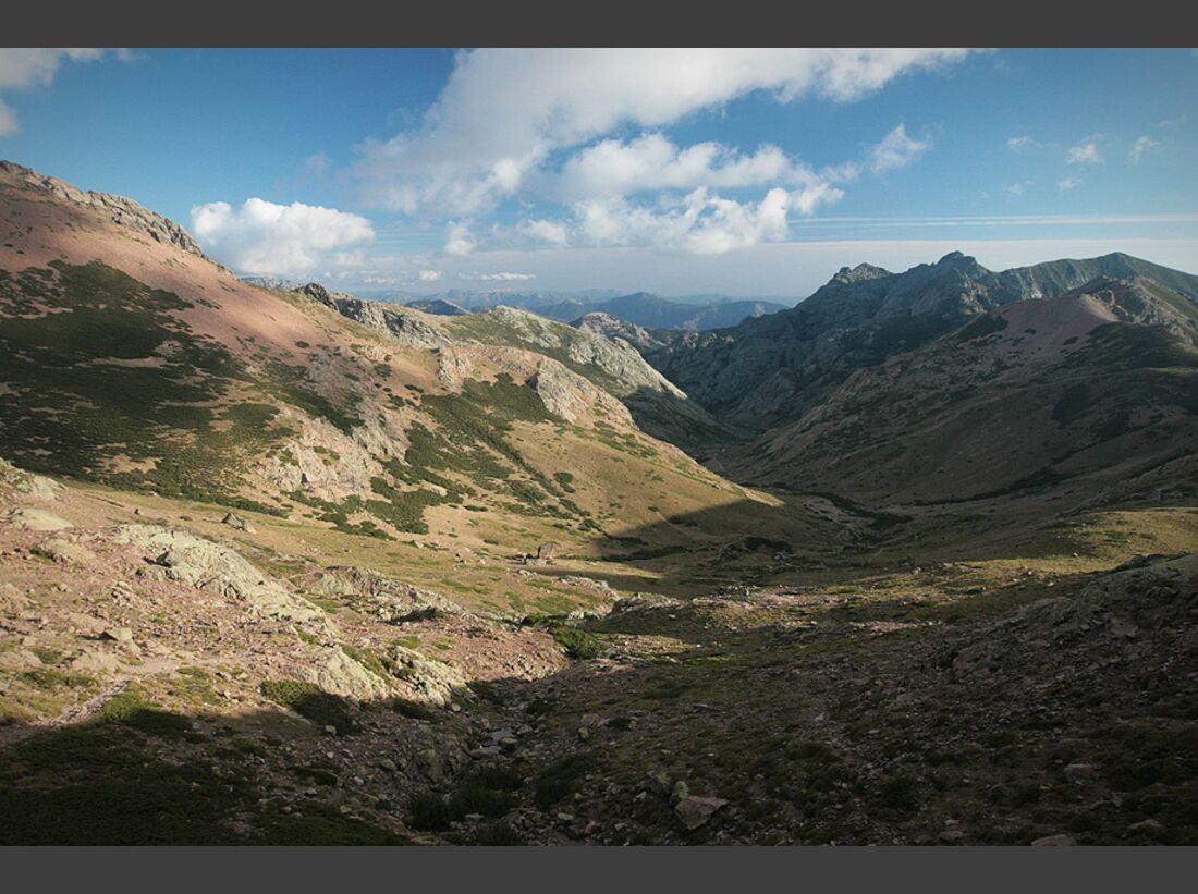 Fernwanderweg GR20 auf Korsika - Impressionen 26
