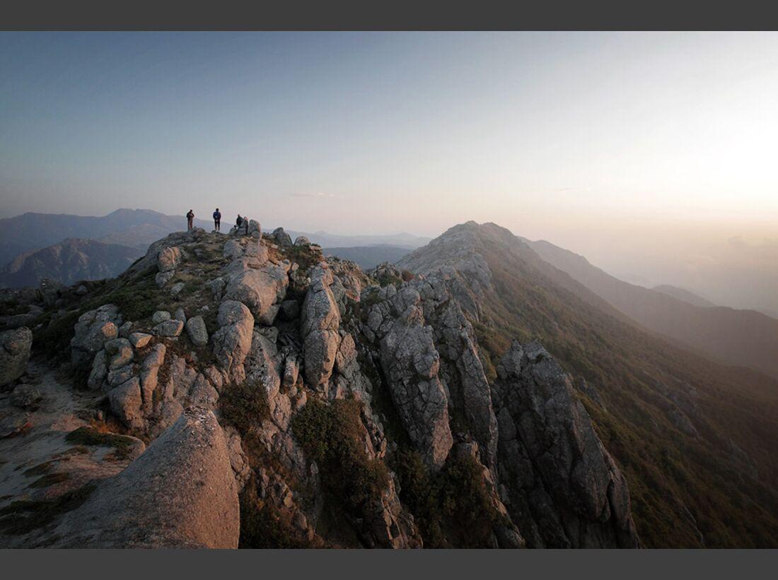 Fernwanderweg GR20 auf Korsika - Impressionen 7