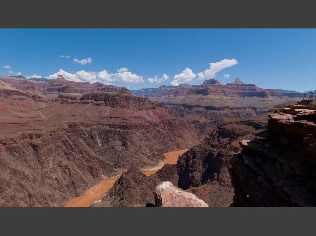 KL-Bergpanorama-k_10 (jpg) Grand Canyon, Plateau Point, USA