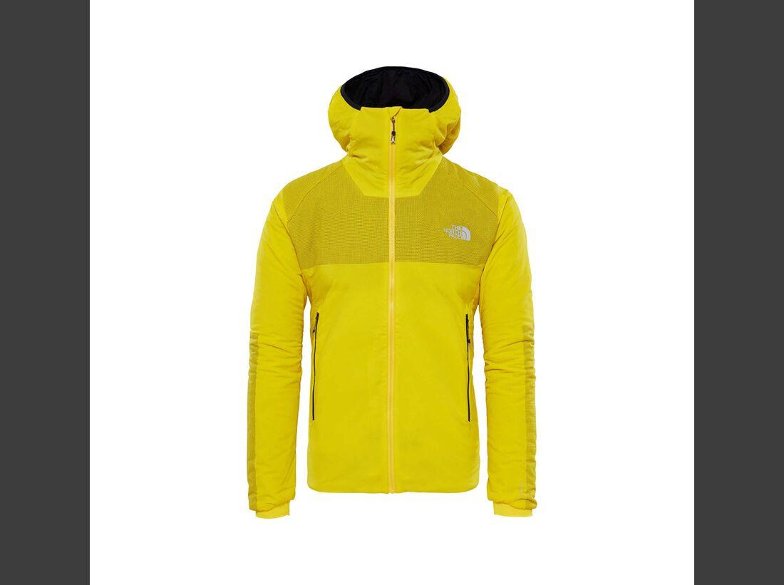 KL The North Face Ventrix Hooded Jacket gelb