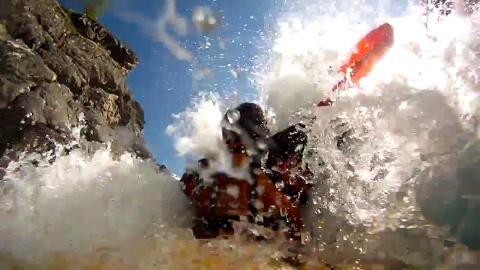 Kayaking NORmalWAY - Trailer
