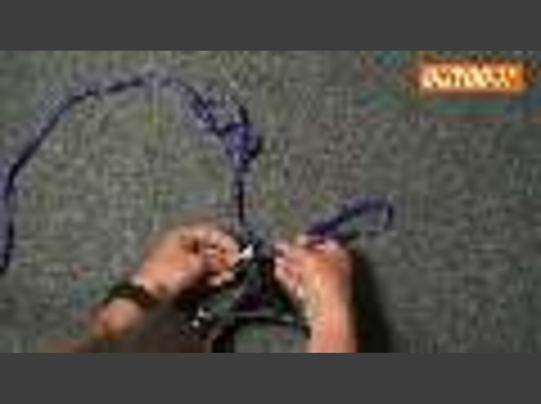 Knoten für Kletterer und Outdoorer