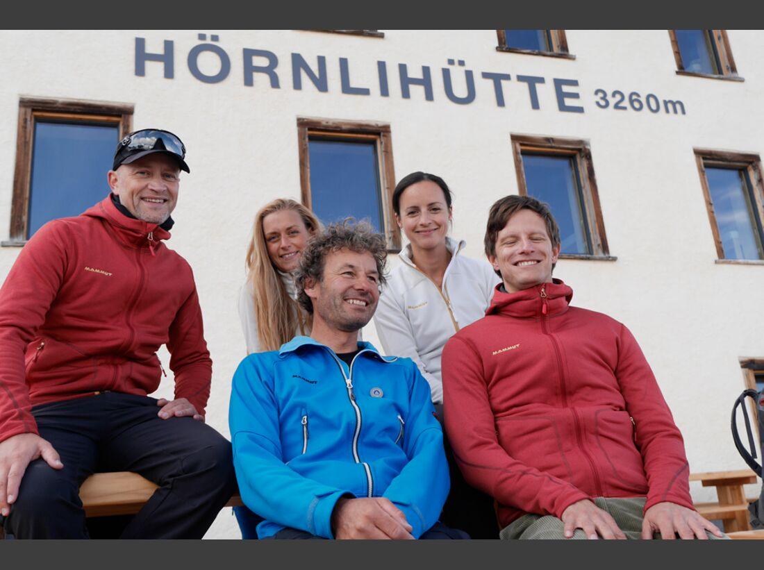 Leser Tour Days 2015 am Matterhorn 10