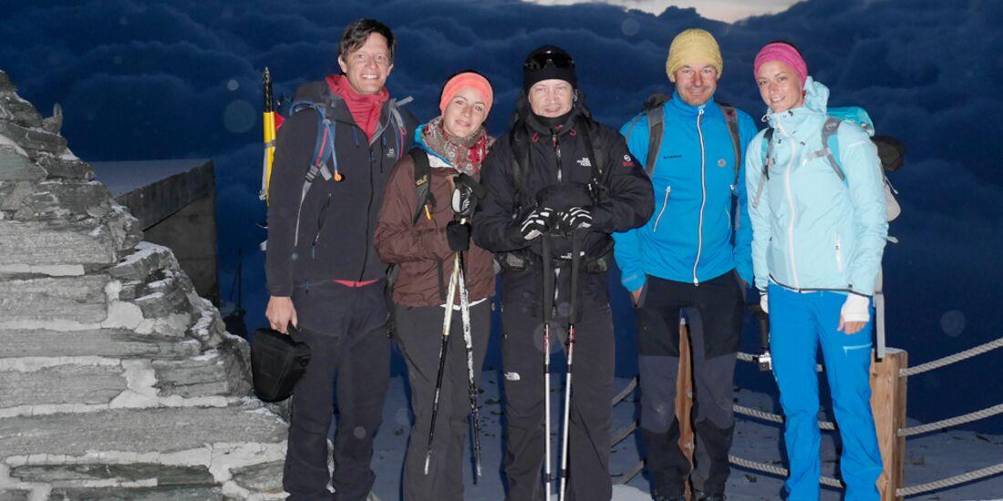 Leser Tour Days 2015 am Matterhorn 16
