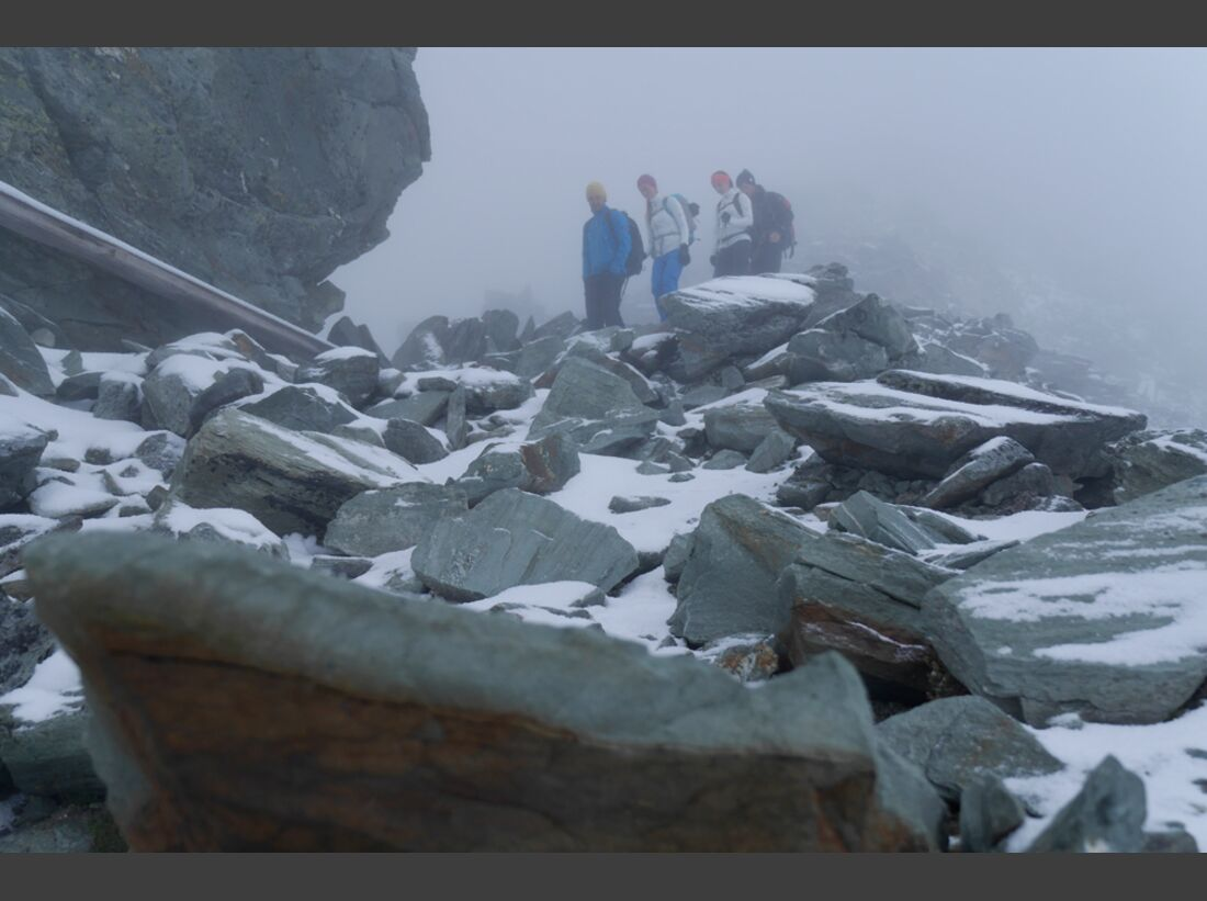 Leser Tour Days 2015 am Matterhorn 17