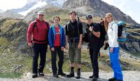 Leser Tour Days 2015 am Matterhorn 5