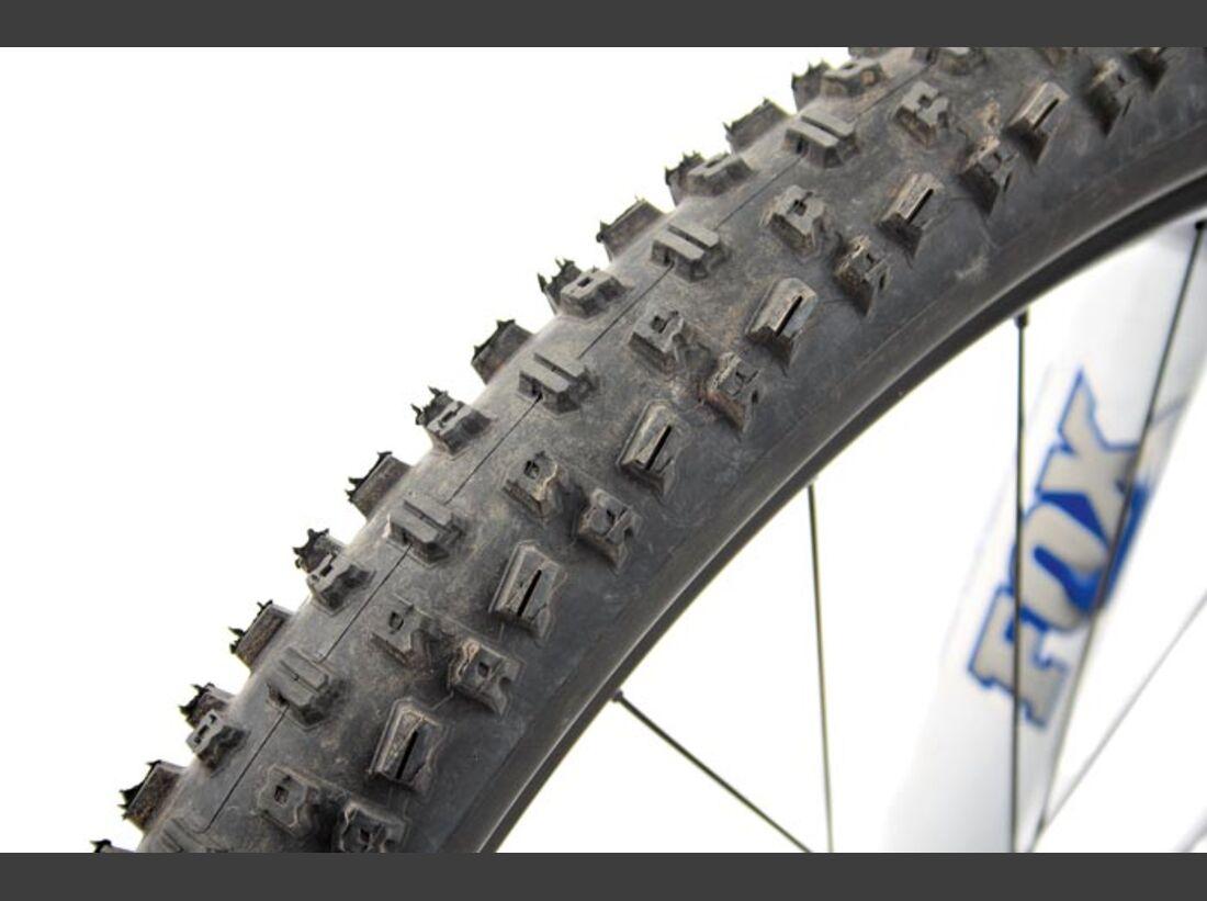 MB Bike breite Reifen