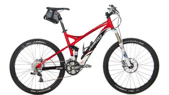 MB Bike komplett