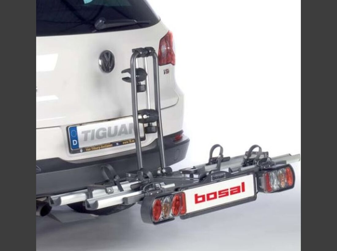 MB Fahrradträger Marktübersicht Anhängerkupplungsträger 2016 Bosal Compact