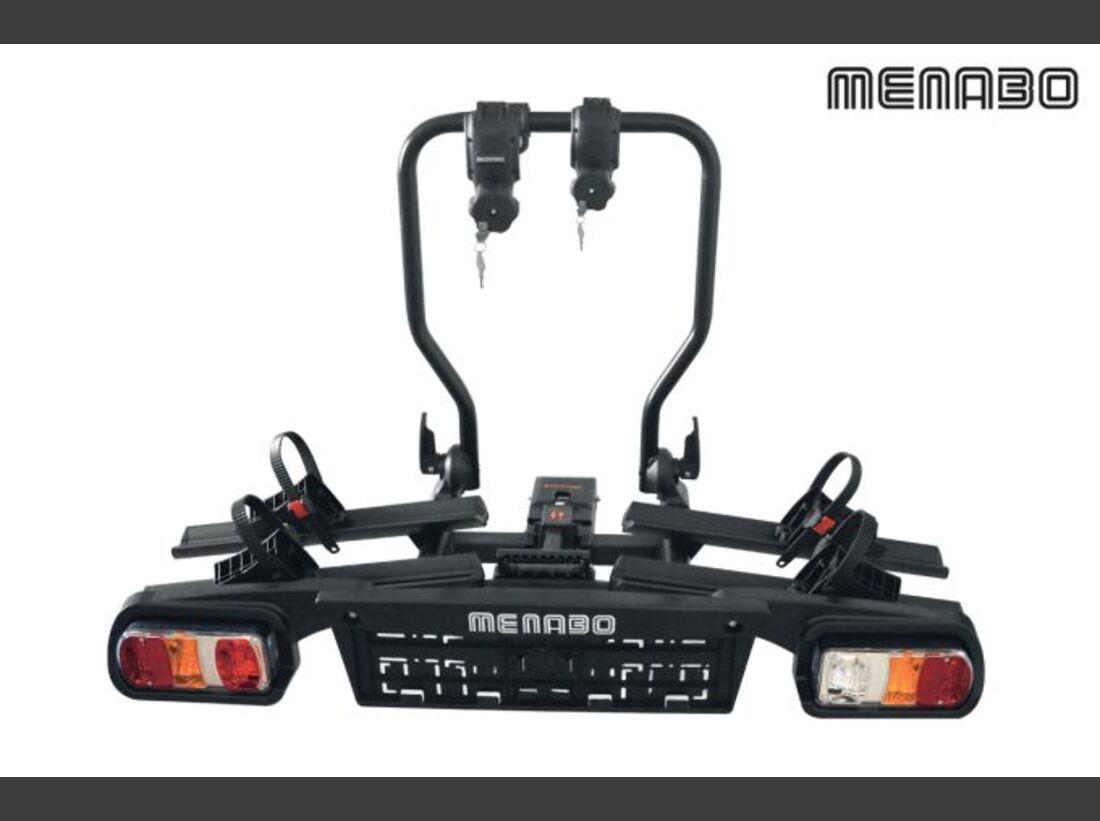 MB Fahrradträger Marktübersicht Anhängerkupplungsträger 2016 Menabo Alphard