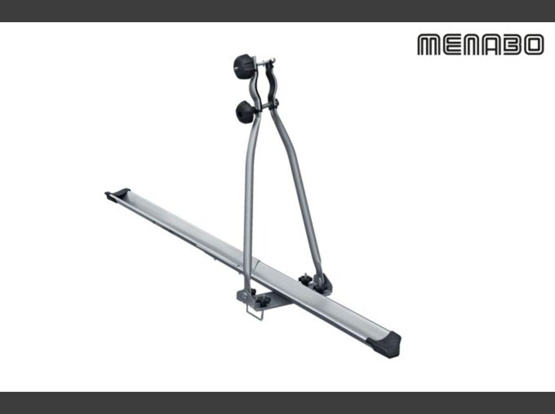 MB Fahrradträger Marktübersicht Dachträger 2016 Menabo Huggy