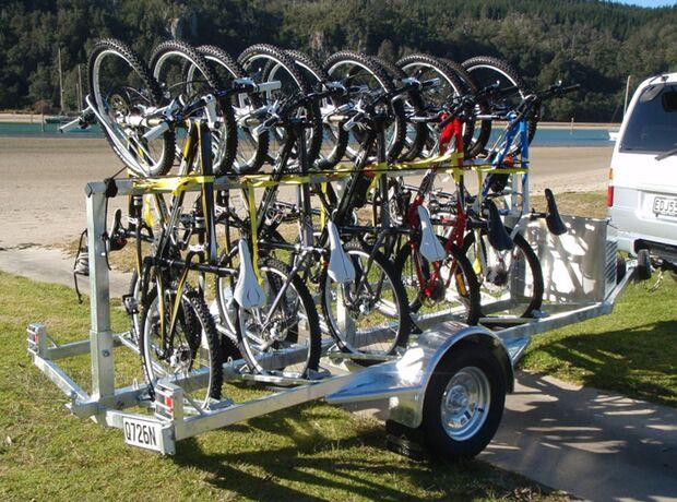 MB Fahrradträger Marktübersicht Deichselträger 2016 Fahrradträger Marktübersicht 2016: Deichselträger, Wohnmobilträger und Fahrradanhänger
