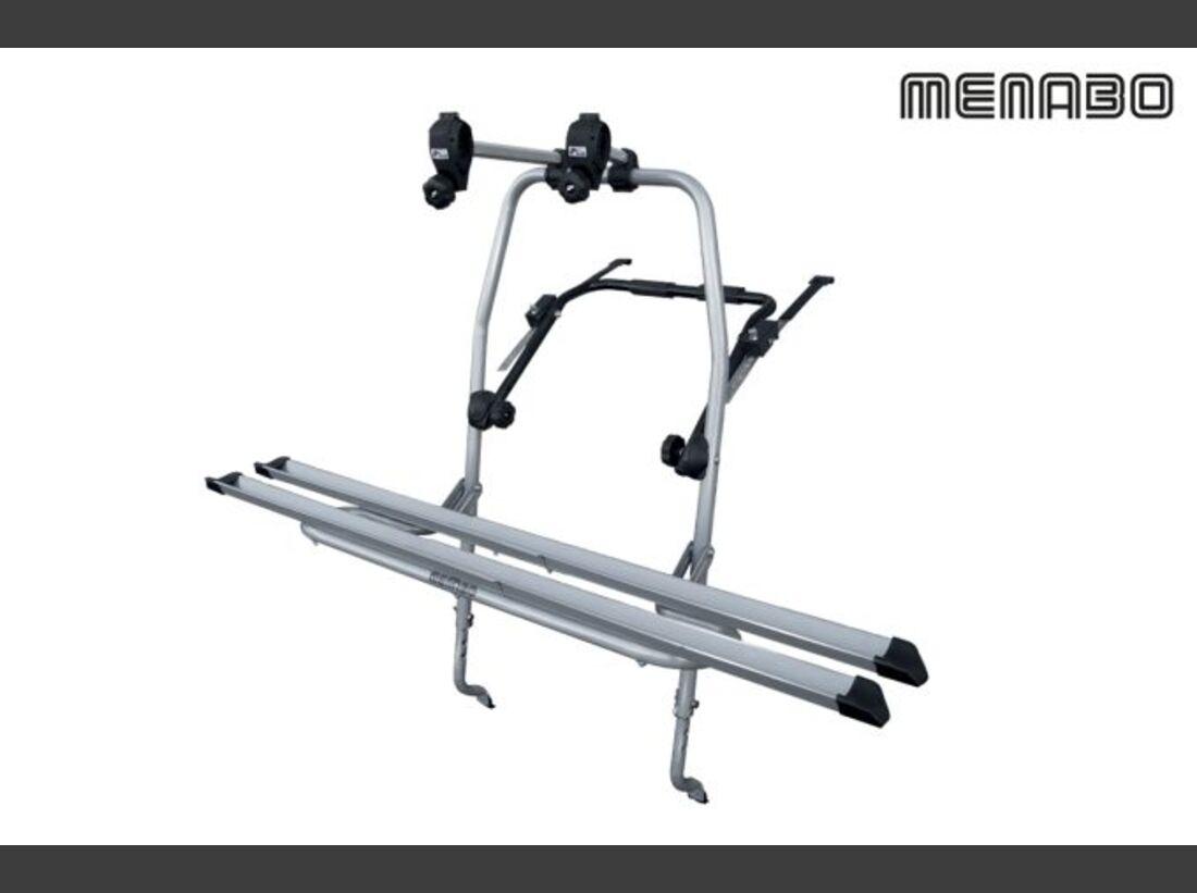 MB Fahrradträger Martübersicht Heckträger 2016 Menabo Logic 2