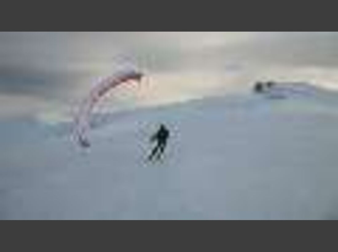 Mammut Peak Project - Speed-flying on Etna
