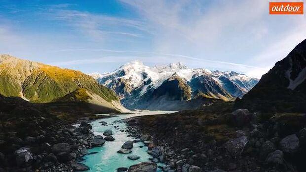 Neuseeland - Sehnsuchtsziel am anderen Ende der Welt