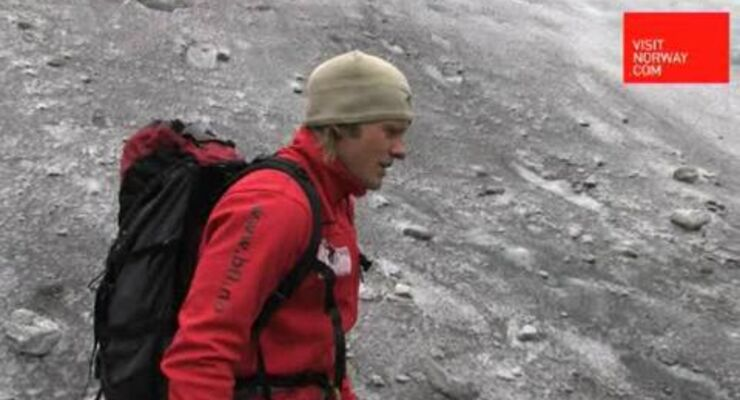 Norwegen: Wandern am Gletscher Nigardsbreen