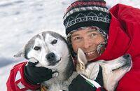 OD 0119 Schlittenhunde Tour Huskytour Hunde Teaser klein