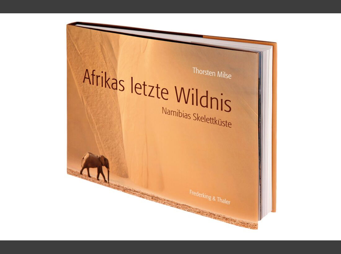 OD 0311 Buch des Monats Afrika Namibia Wildnis