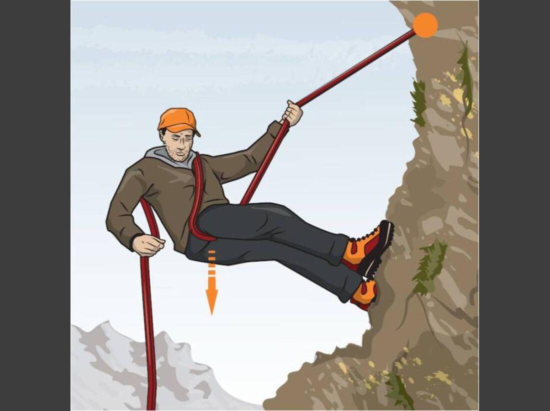 OD-0312-Runterkommen-Abseilen Klettern BergsteigenBild3 (jpg)