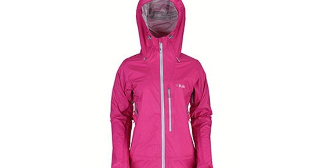 OD 0315 Tested on Tour Rab Womens Xiom Jacket