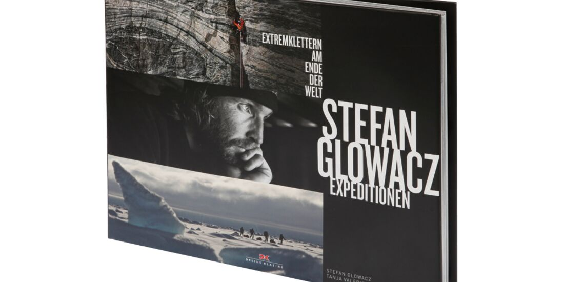 OD 0412 Stefan Glowacz Expeditionen Buchtipp