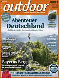 OD 0418 Titel April Heftcover outdoor