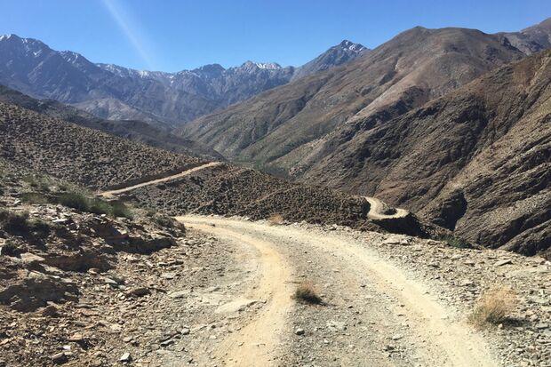 OD 0519 Atlasgebirge Überquerung Marokko Mountainbike Kinder
