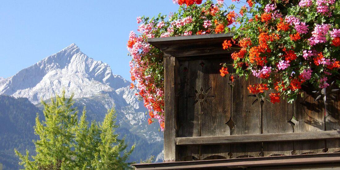 OD 0609 Zugspitze Tour Alpspitze