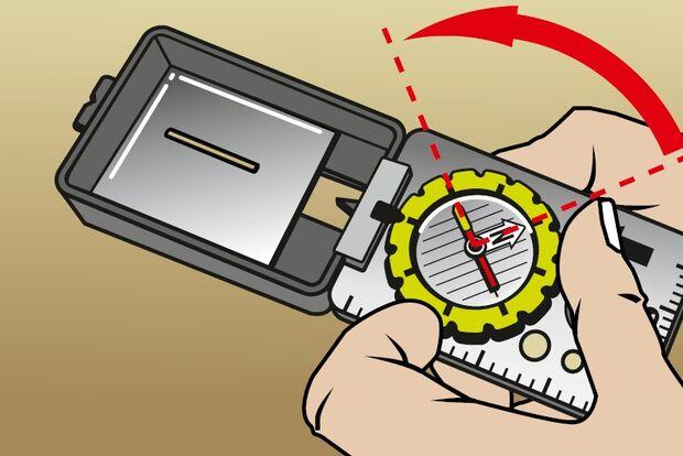 OD 0711 BL know how kompass ausrichten (jpg)