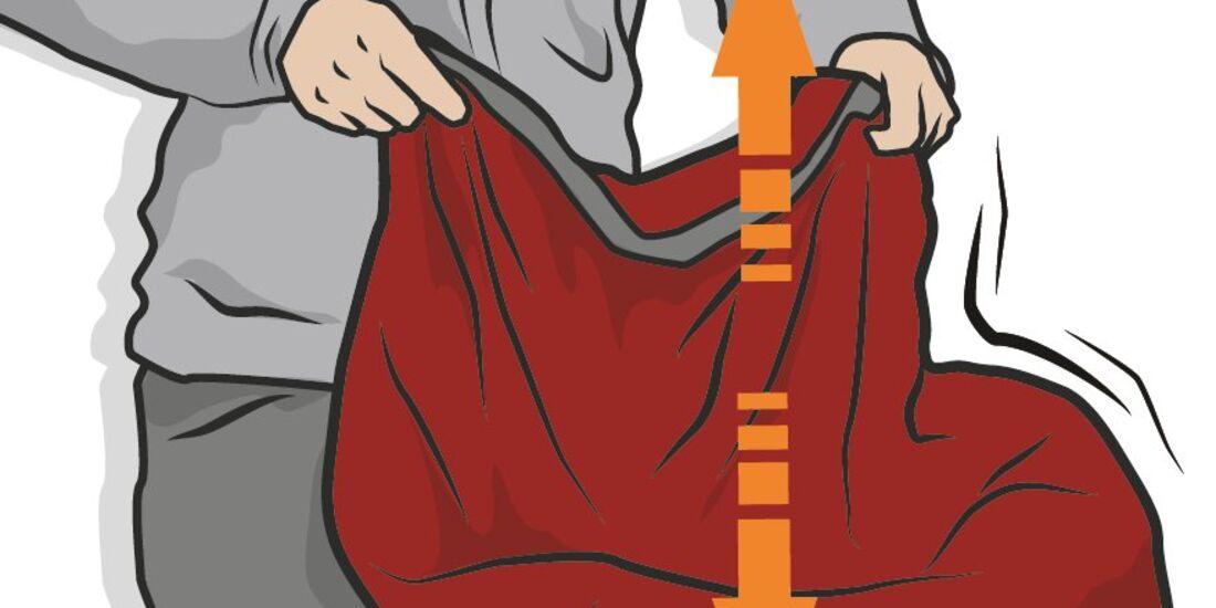 OD 0711 Schlafsack waschen Bild 4 (jpg)