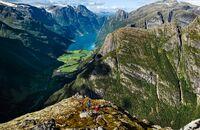 OD 0718 Fjordnorwegen Steile Welten - Teaser -  Mattias Fredriksson