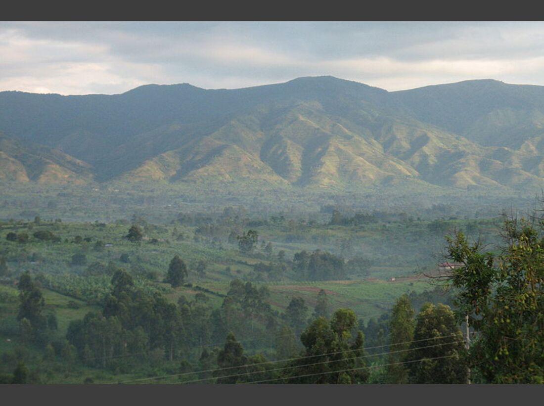 OD 0911 Abenteuer Größte Gebirge der Welt Ruwenzori Mountains Gebirge