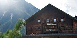 OD 0913 Hohe Tauern Oberpinzgau Krimmler Tauernhaus