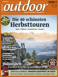 OD 1018 Ausgabe Heft Oktober 2018 Herbst Cover Titel