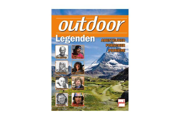 OD 1111 outdoor Buch Buecher Legenden Abenteurer