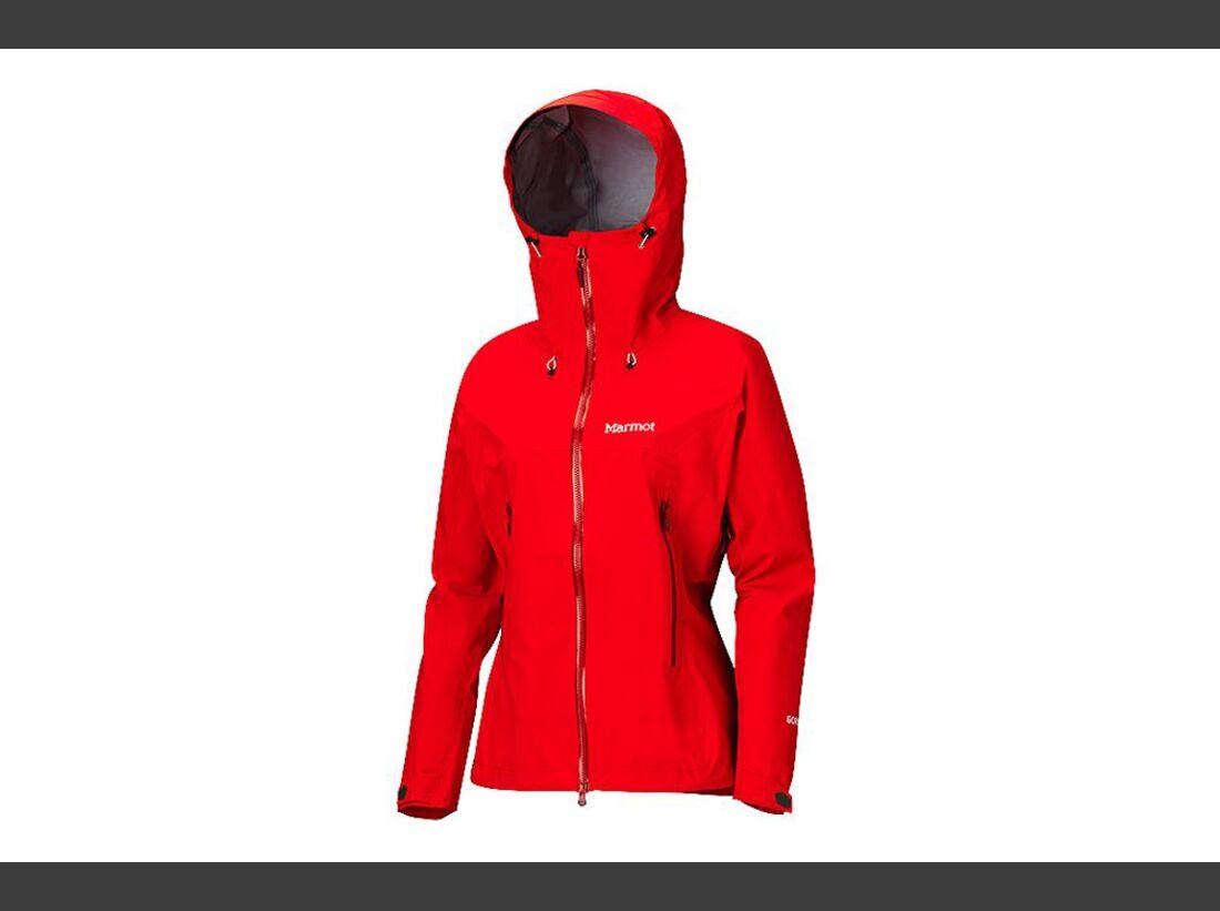 OD 1115 3L-Jacken Dreilagen Hardshells Funktionsjacken Test Marmot Cerro Torre Damen