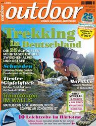 OD 2013 Juli Titel Cover Heft Trekking