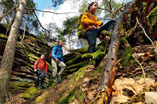 OD 2013 test Bekleidung Hosen Jacken Trekking Wandern