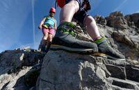 OD 2014 Bergstiefel Bergschuhe Klettersteig Test Alpen 5