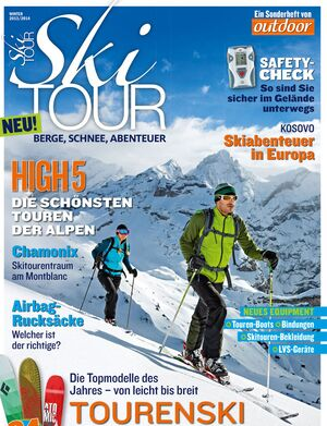 OD 2014 Skitour Sonderheft Titel 722px
